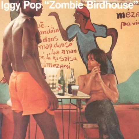Zombie Birdhouse (Limited Orange LP) by Iggy Pop - lp - shop now at uDiscover store