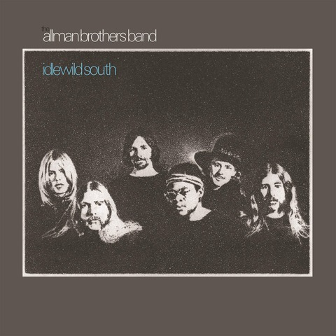 Idlewild South (Ltd. Coloured LP) von The Allman Brothers Band - LP jetzt im uDiscover Shop