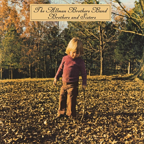 Brothers And Sisters (Ltd. Coloured LP) von The Allman Brothers Band - LP jetzt im uDiscover Shop