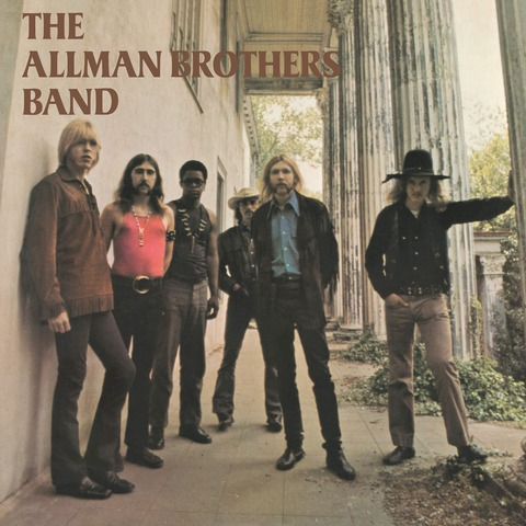 The Allman Brothers Band (Ltd. Colour 2LP) von The Allman Brothers Band - LP jetzt im uDiscover Shop