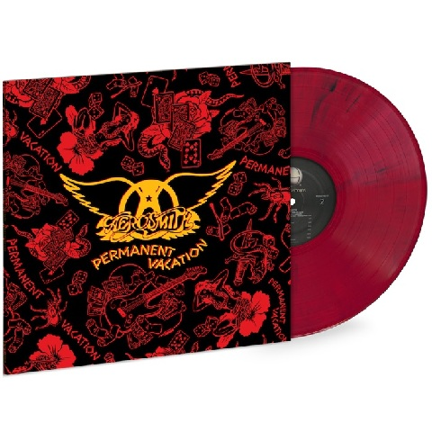 √Permanent Vacation (Ltd. Coloured LP) von Aerosmith -  jetzt im uDiscover Shop