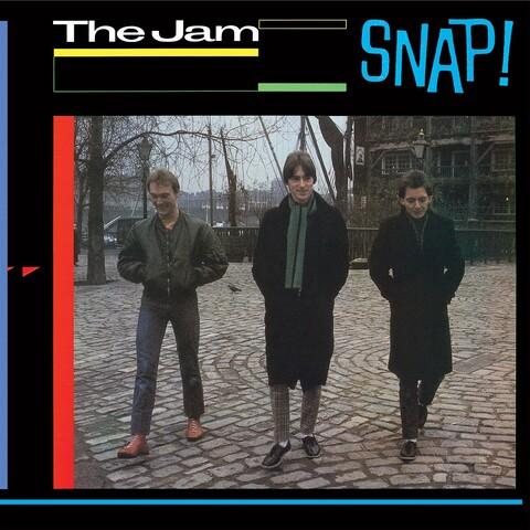 √Snap! (2019 Reissue) von The Jam - 2LP jetzt im uDiscover Shop