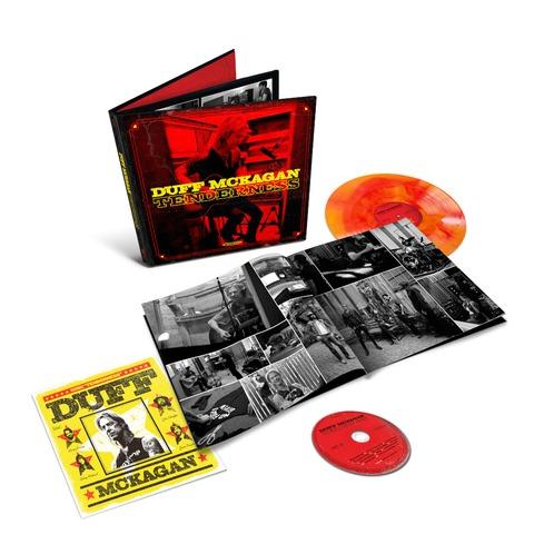 √Tenderness (Ltd. Deluxe Book) von Duff McKagan - CD jetzt im uDiscover Shop