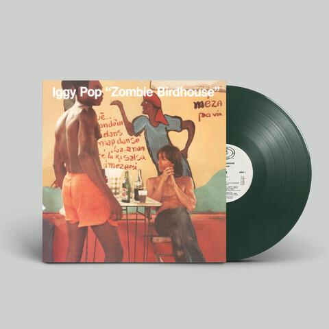Zombie Birdhouse (Ltd. Green Vinyl) von Iggy Pop - LP jetzt im uDiscover Shop