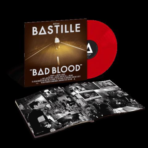 √Bad Blood (Ltd. Red Vinyl) von Bastille - LP jetzt im uDiscover Shop