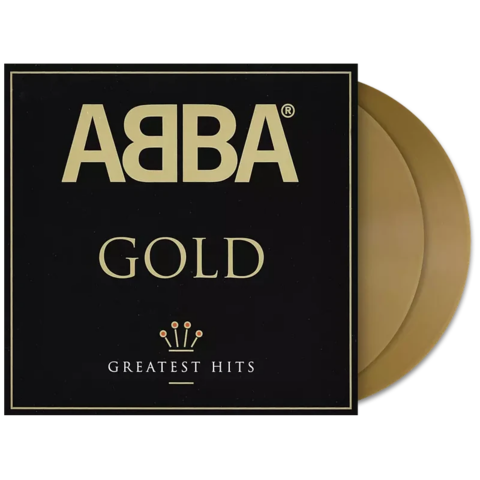 Gold (Ltd. Coloured 2LP) von ABBA - 2LP jetzt im uDiscover Shop