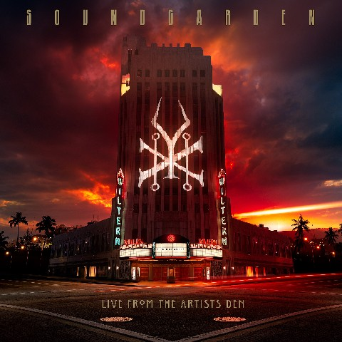 √Soundgarden - Live From The Artists Den (4LP) von Soundgarden -  jetzt im uDiscover Shop