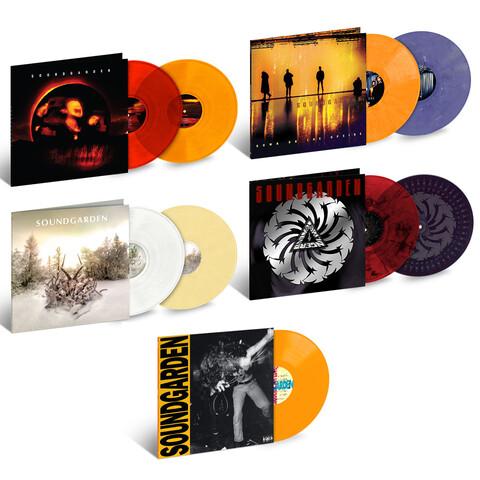 Soundgarden 35th Anniversary Bundle von Soundgarden - LP jetzt im uDiscover Shop