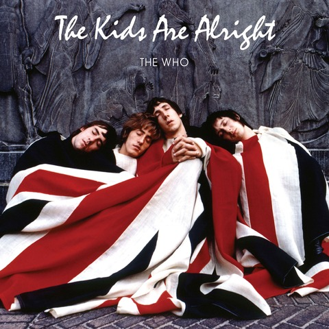 The Kids Are Allright (LP Re-Issue) von The Who - 2LP jetzt im uDiscover Shop