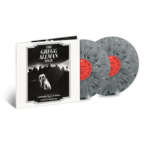 √The Gregg Allman Tour (Ltd. Coloured 2LP) von Gregg Allman - 2LP jetzt im uDiscover Shop