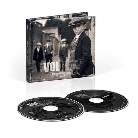 √Rewind, Replay, Rebound (Ltd. Deluxe Edition) von Volbeat - CD jetzt im uDiscover Shop