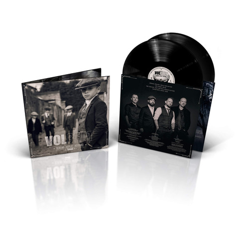 √Rewind, Replay, Rebound (2LP inkl. MP3 Code) von Volbeat - LP jetzt im uDiscover Shop