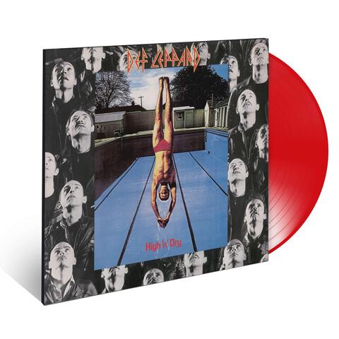 √High 'N' Dry (Ltd. Coloured LP) von Def Leppard - LP jetzt im uDiscover Shop