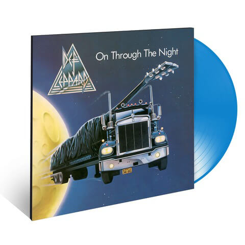 √On Through The Night (Ltd. Coloured LP) von Def Leppard - LP jetzt im uDiscover Shop