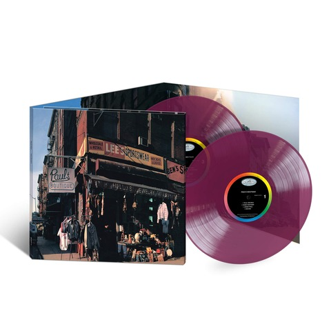 Paul's Boutique (30th Anniversary Ltd. Violet Transparent 2LP) von Beastie Boys - 2LP jetzt im uDiscover Shop