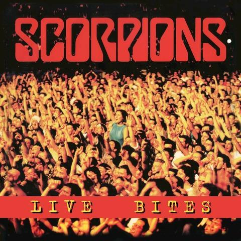 √Live Bites von Scorpions - 2LP jetzt im uDiscover Shop