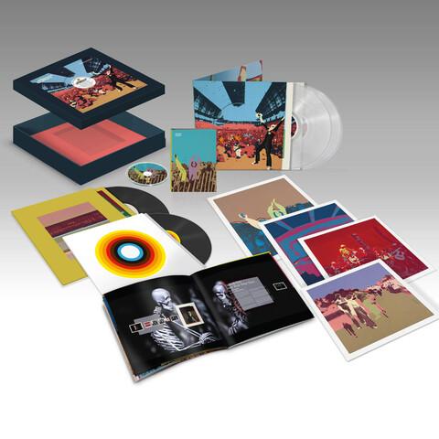 √Surrender 20 (4LP/1DVD) von The Chemical Brothers - LP jetzt im uDiscover Shop