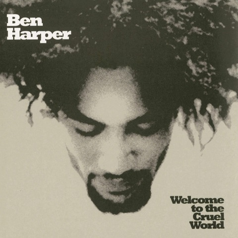 √Welcome To The Cruel World (Ltd. Colour LP) von Ben Harper - 2LP jetzt im uDiscover Shop