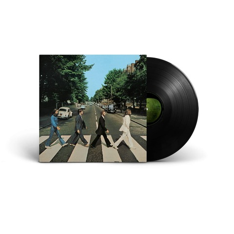 √Abbey Road Anniversary Edition (1LP) von The Beatles - LP jetzt im uDiscover Shop