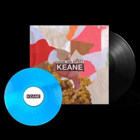 Cause and Effect (Ltd. Deluxe 2LP + Bonus 10'') von Keane - 2LP jetzt im uDiscover Shop