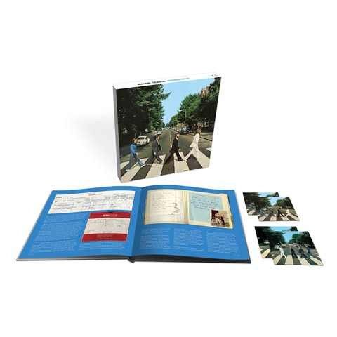 Abbey Road Anniversary Edition (Ltd. Super Deluxe Box) von The Beatles - Boxset jetzt im uDiscover Shop