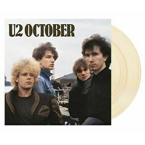 √October (Ltd. Coloured LP) von U2 - LP jetzt im uDiscover Shop