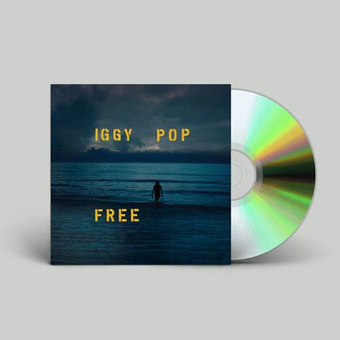 √Free (Mint Pack) von Iggy Pop - CD jetzt im uDiscover Shop