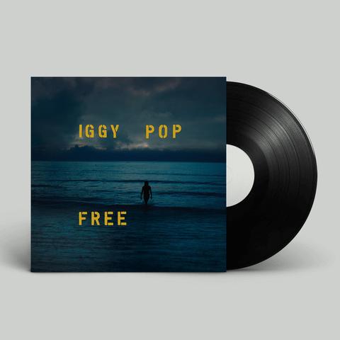 √Free von Iggy Pop - LP jetzt im uDiscover Shop