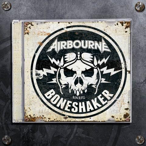 √Boneshaker von Airbourne - CD jetzt im uDiscover Shop