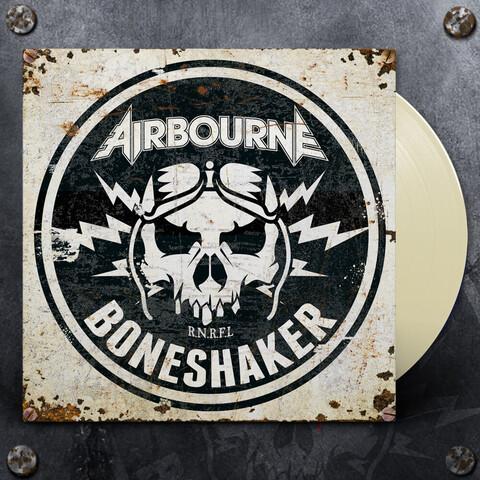 √Boneshaker (Ltd. Ivory Colour Vinyl) von Airbourne - LP jetzt im uDiscover Shop