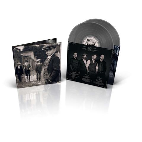 Rewind, Replay, Rebound (Ltd. Silver 2LP inkl. MP3 Code) von Volbeat - 2LP jetzt im uDiscover Shop