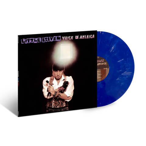 √Voice Of America (Ltd. Blue Marble Vinyl) von Little Steven & The Disciples Of Soul - LP jetzt im uDiscover Shop