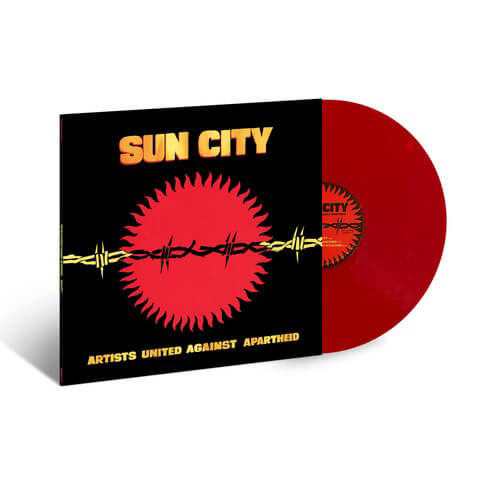 √Sun City: Artists Against Apartheid (Ltd. Red Vinyl) von Little Steven & The Disciples Of Soul - LP jetzt im uDiscover Shop