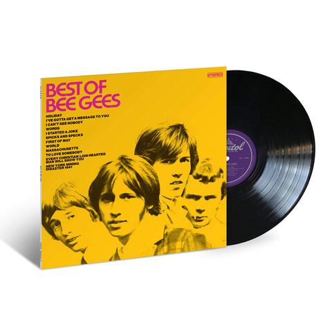 √Best Of Bee Gees (Vinyl) von Bee Gees - LP jetzt im uDiscover Shop