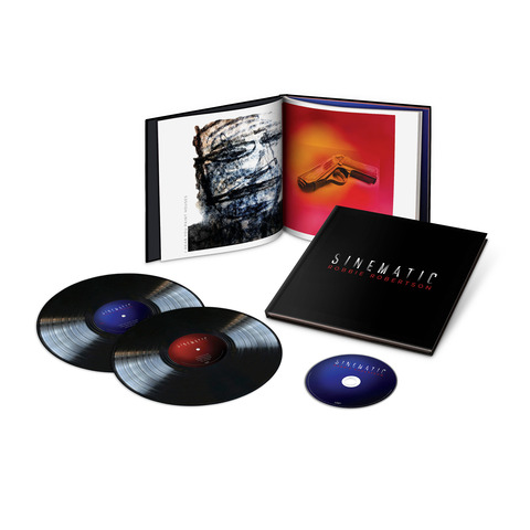 √Sinematic (Ltd. Deluxe 2LP+CD) von Robbie Robertson - Box jetzt im uDiscover Shop