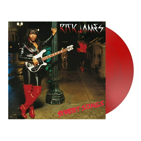 √Street Songs (Ltd. Coloured LP) von Rick James - LP jetzt im uDiscover Shop