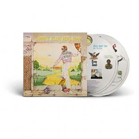 √Goodbye Yellow Brick Road (Ltd. Picture 2LP) von Elton John - 2LP jetzt im uDiscover Shop