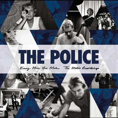 √Every Move You Make: The Studio Recordings (Ltd. Edition 6CD Box) von The Police - Box set jetzt im uDiscover Shop