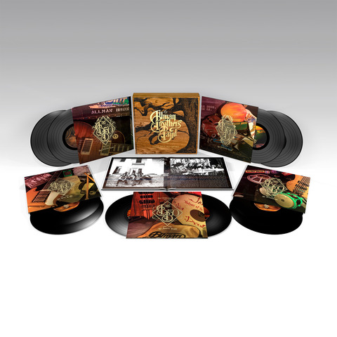 √Trouble No More (Ltd. LP Box) von The Allman Brothers Band - Box set jetzt im uDiscover Shop