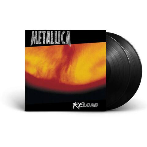 √Reload (2LP) von Metallica - LP jetzt im uDiscover Shop