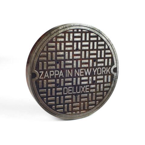 √Zappa In New York (5CD Tin Box) von Frank Zappa - CD jetzt im uDiscover Shop