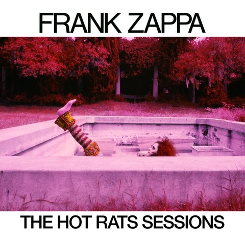 The Hot Rats Sessions (6CD Box Set) von Frank Zappa - Box jetzt im uDiscover Shop