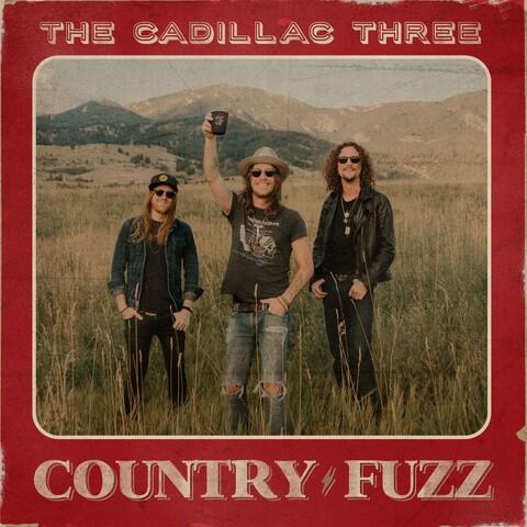 √COUNTRY FUZZ (2LP) von The Cadillac Three - 2LP jetzt im uDiscover Shop