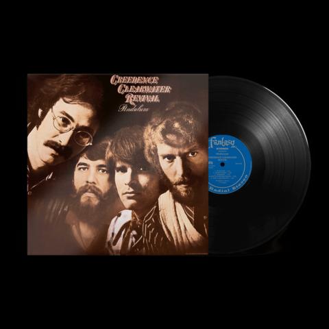 √Pendulum (Half Speed Masters Vinyl) von Creedence Clearwater Revival - LP jetzt im uDiscover Shop