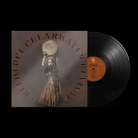 √Mardi Gras (Half Speed Masters Vinyl) von Creedence Clearwater Revival - LP jetzt im uDiscover Shop