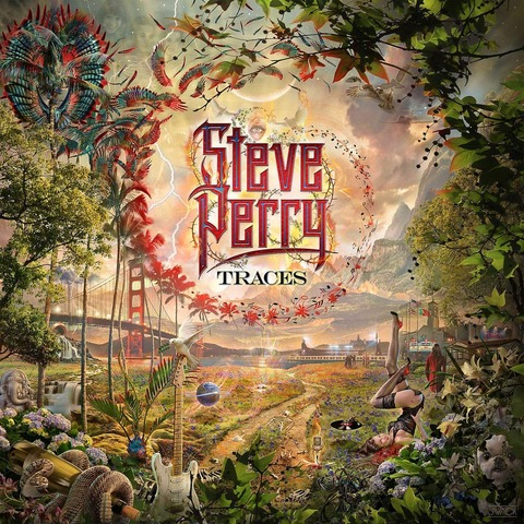 Traces (Excl. Ltd. Deluxe) von Steve Perry - CD jetzt im uDiscover Shop