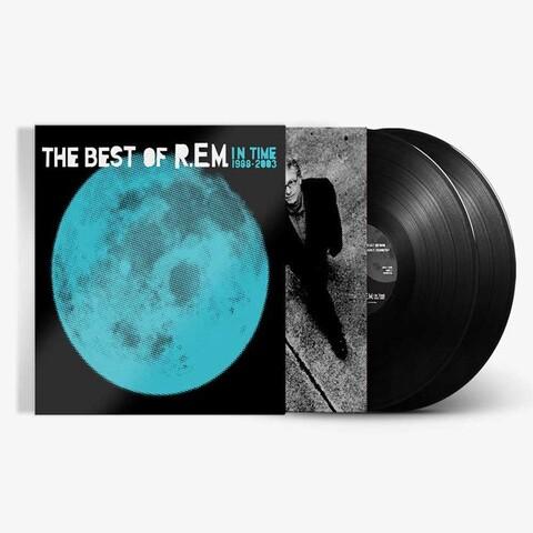 In Time: The Best of R.E.M. 1988-2003 (2LP) von R.E.M. - 2LP jetzt im uDiscover Shop