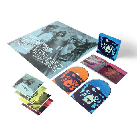 √Monster 25th Anniversary (Album  + Bonus Disc) von R.E.M. - 2CD jetzt im uDiscover Shop