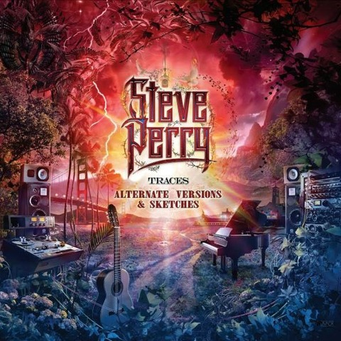 √Traces (Alternate Versions & Sketches - LP) von Steve Perry - LP jetzt im uDiscover Shop
