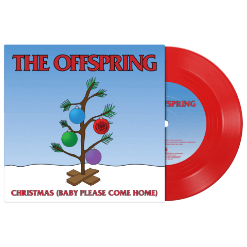 √Christmas (Baby, Please Come Home) von The Offspring - Vinyl jetzt im uDiscover Shop